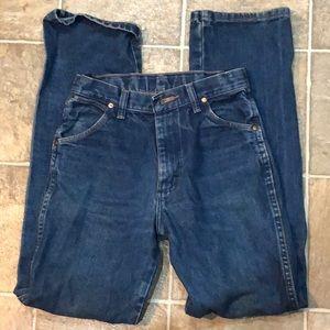 Boys Wrangler jeans 16slim